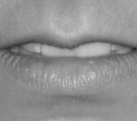 Lèvres minces